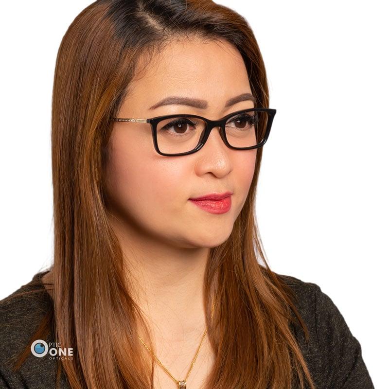 Vogue women's stylish eyeglass
