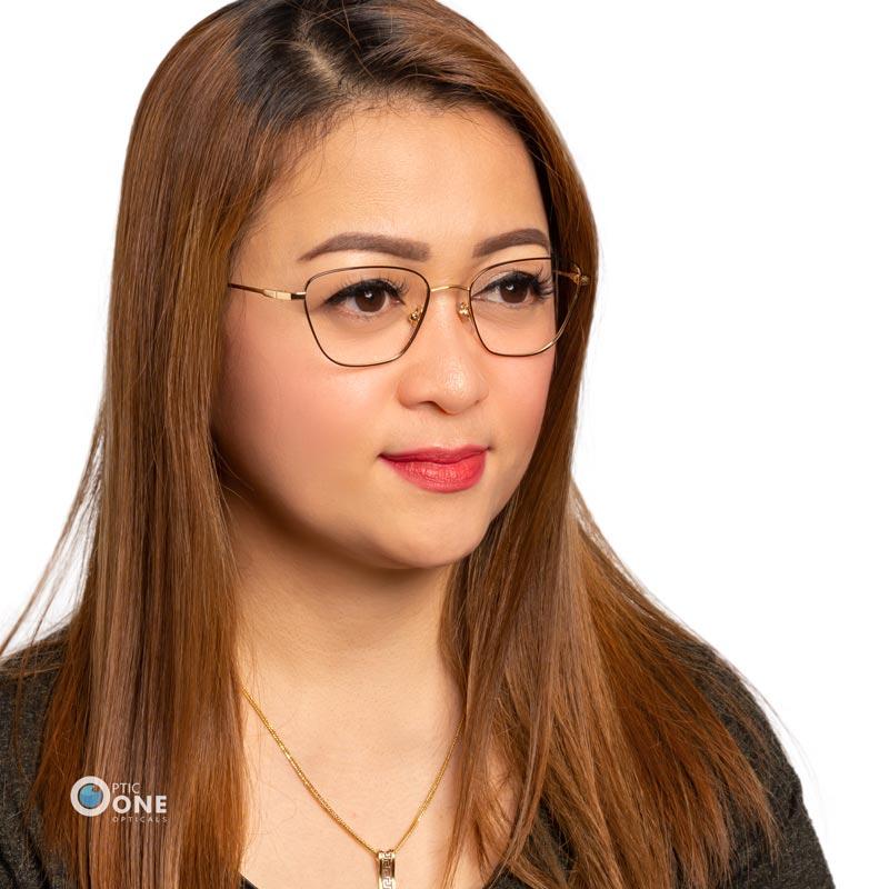 Vogue women's eyeglass