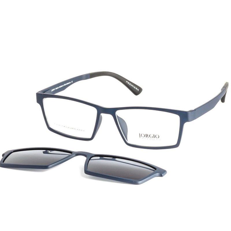clip on eyeglass