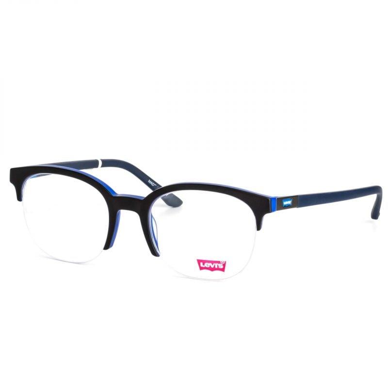 % Levi's Eyeglass Frame LS60270Z | Half Frame, Round