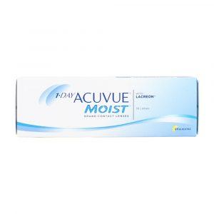 Acuvue Moist 30 lens pack