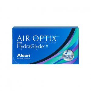 Air Optic Hydraglyde contact lenses