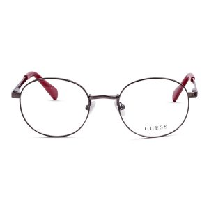 Guess Round Frame