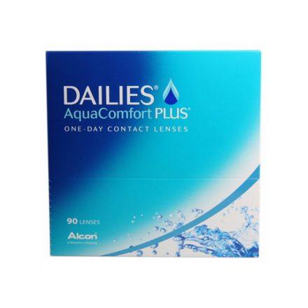 Dailies aqua comfort plus 90 lens pack
