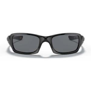 % Oakley Sunglass Silver Stealth 9408 0156