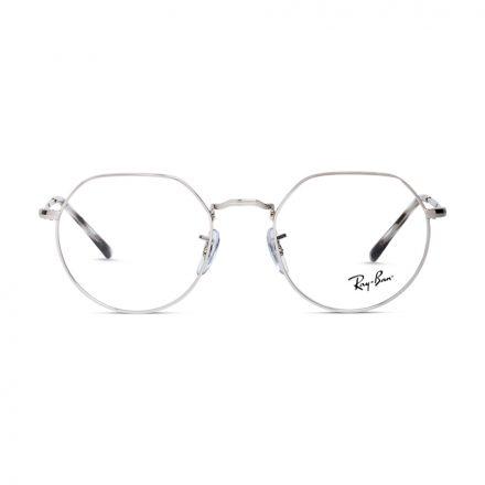 Rayban Frame RX6465 Jack | Silver