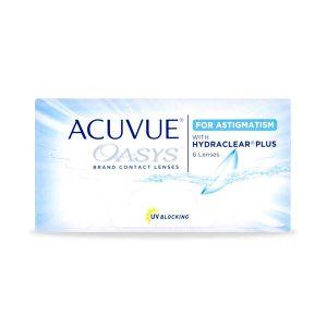 Acuvue Oasys for Astigmatism Bi-weekly