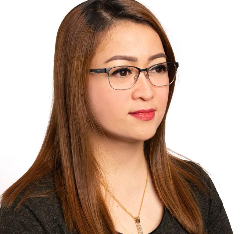 vogue eyeglass