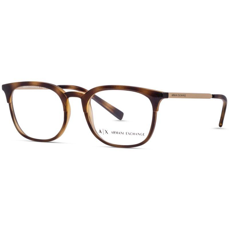 % Armani Exchange Frame AX3065 8037