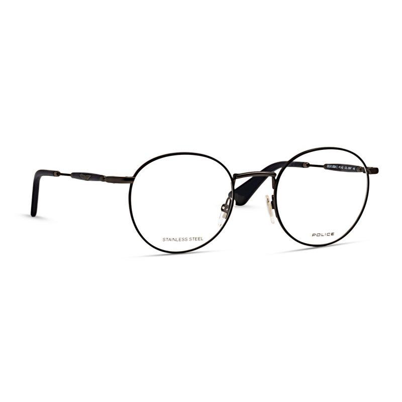 % Police Round Eyeglass VPLA52 0SNF ORIGINS URBAN 2