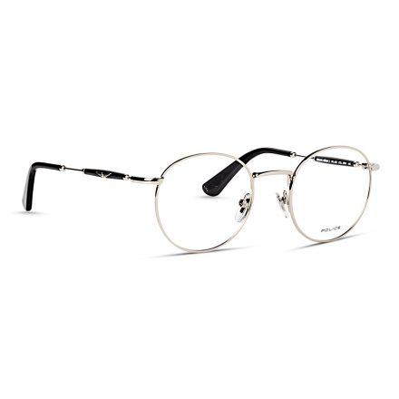 % Police Round Eyeglass Frame VPLA52 579Y ORIGINS URBAN 2