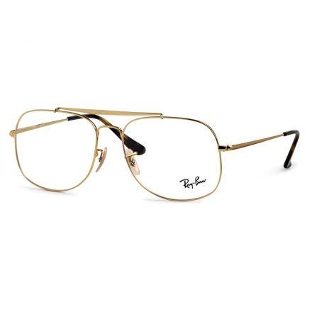 % Rayban Eyeglass GENERAL RB6389 2500 Gold