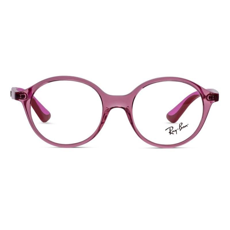 % Rayban Kids Frame Pink Round   Ray Ban Junior RY1606 3777