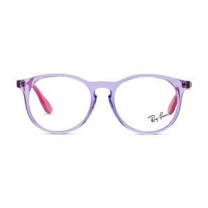 % Rayban Kids Frame Purple | Rayban Ban Junior RY1554 3810