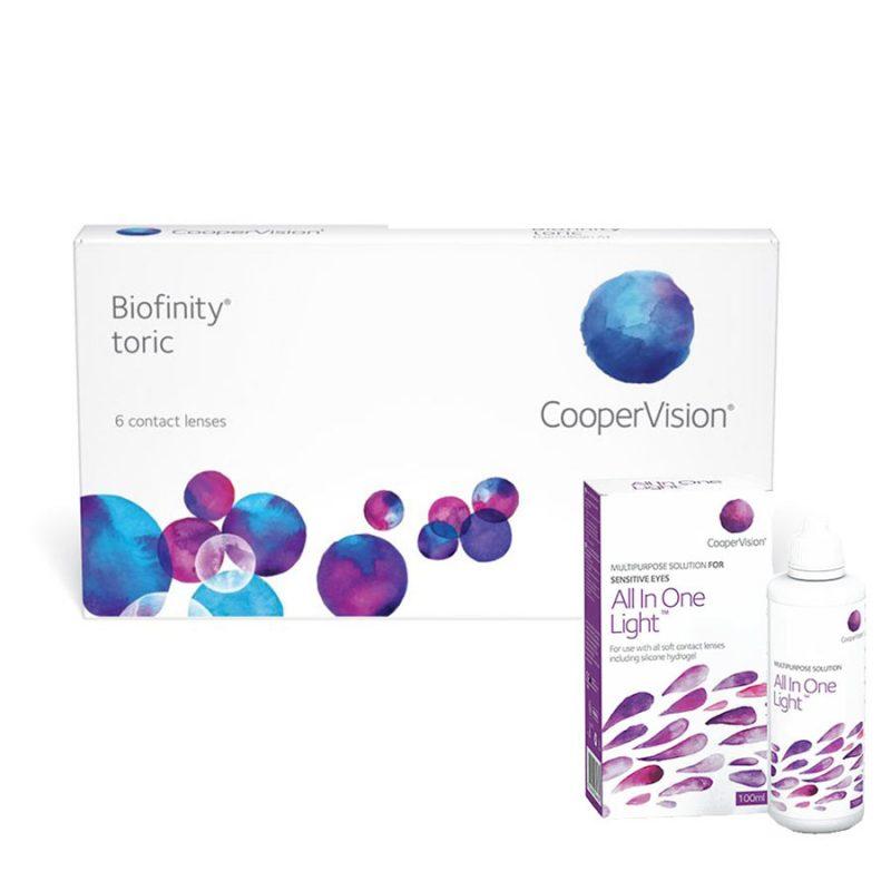 biofiity toric lenses for astigmatism