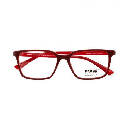 % CROCS Kids Eyeglass JR6062 Red