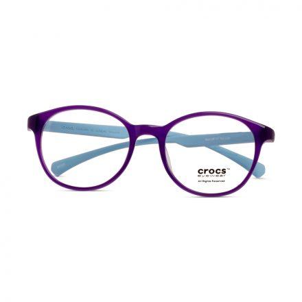 % CROCS Kids Eyeglass JR110 Blue