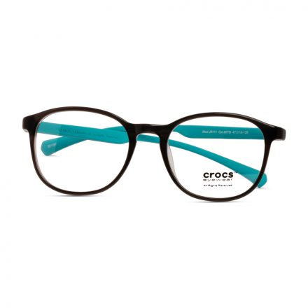 % CROCS Kids Eyeglass JR111 Black