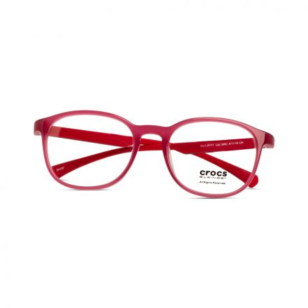% CROCS Kids Eyeglass JR111 RED