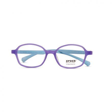 % CROCS Kids Eyeglass JR112 Blue