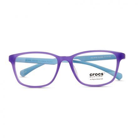 % CROCS Kids Eyeglass JR109 Blue