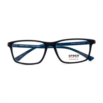 % CROCS Kids Eyeglass JR6058 Blue