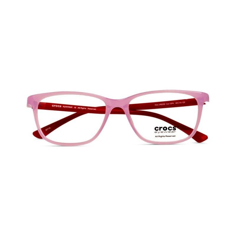 % CROCS Kids Eyeglass JR6059 Pink