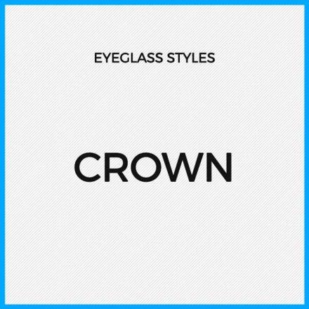Crown Shape Frames