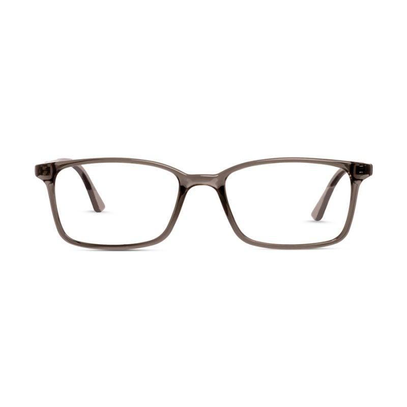 % Unisex Rectangle Eyeglass Frame | Lightweight, Slim & Durable Eyeglass