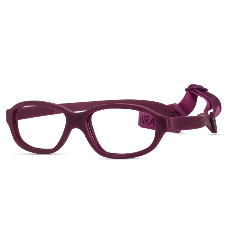 % Miraflex Flexible Kids Glasses NICKI 48 for 10-14 Years