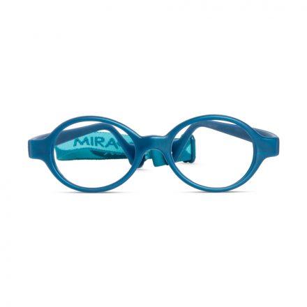 % Miraflex Flexible Kids Glasses BABY LUX 38 for 2-5 Years | Kids Round Eyeglasses