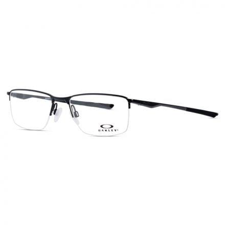 % Oakley Eyeglass Frame OX3218 SOCKET 5.5 | Glossy Black