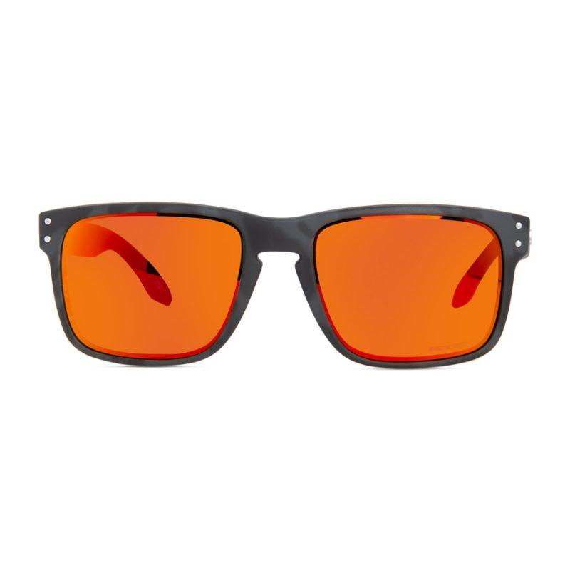 % Oakley Sunglass HOLBROOK 9102 | Matte Black Camo