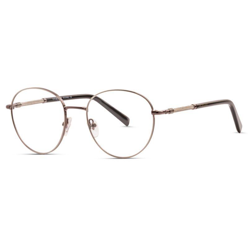 Round Eyeglass - Unisex, full Metal