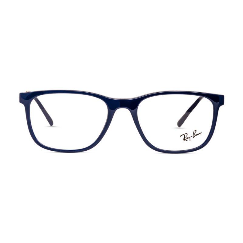 % Rayban Frame RB7244 8100 | Blue