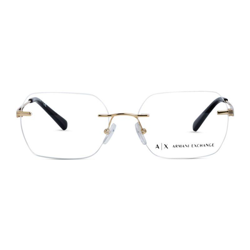 Armani Exchange AX1047 Rimless Eyeglass