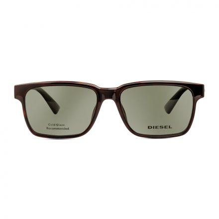 Diesel Clip-On Eyeglass DL5410 Brown