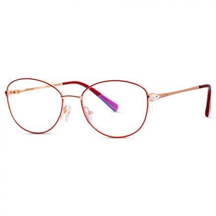 Women's oval shape eyeglass