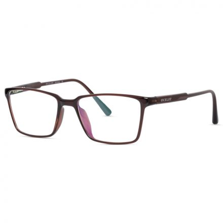 Men's Eyeglass | Light-Weight, Compact Size for Small-Medium Faces