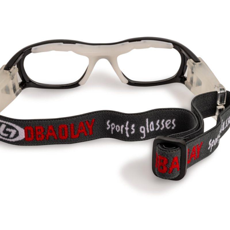sports protective eyewear with prescription