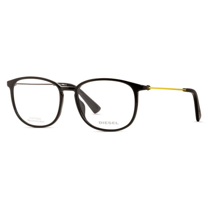 % Diesel Slim Eyeglass Frame DL5378