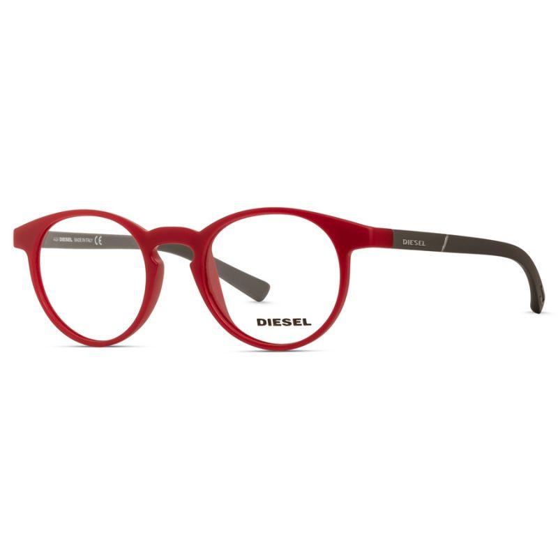 % Diesel Small Round Eyeglass DL5177