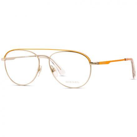 % Diesel Aviaor Style Eyeglass Frame DL5305