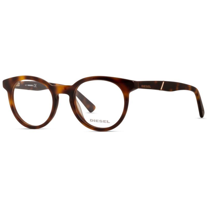 % Diesel Thick Round Eyeglass DL5279