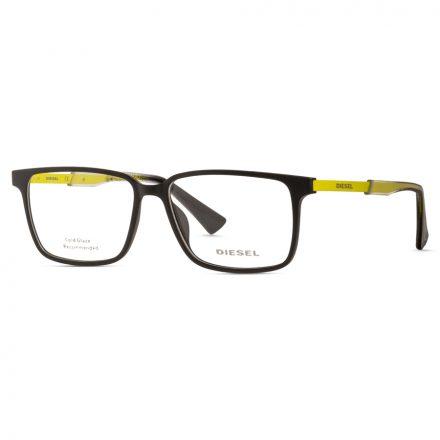 % Diesel Men's Slim Acetate Frame DL5290