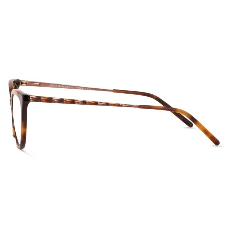 women's narrow cat eye glasses