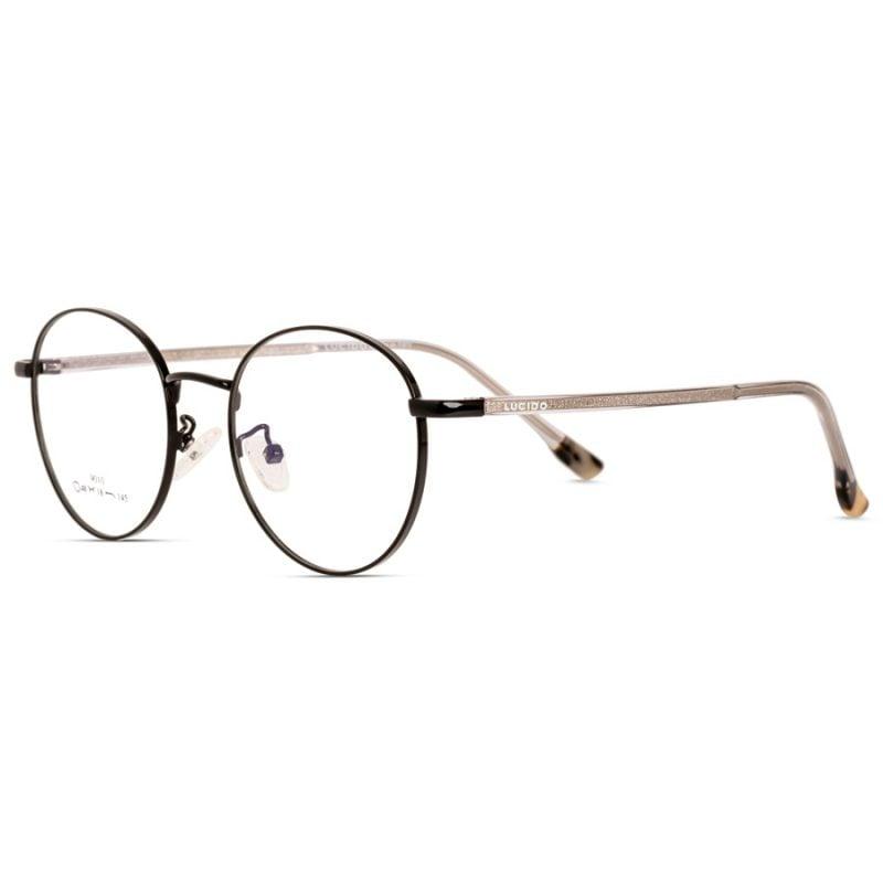 Women's round eyeglasses on budget