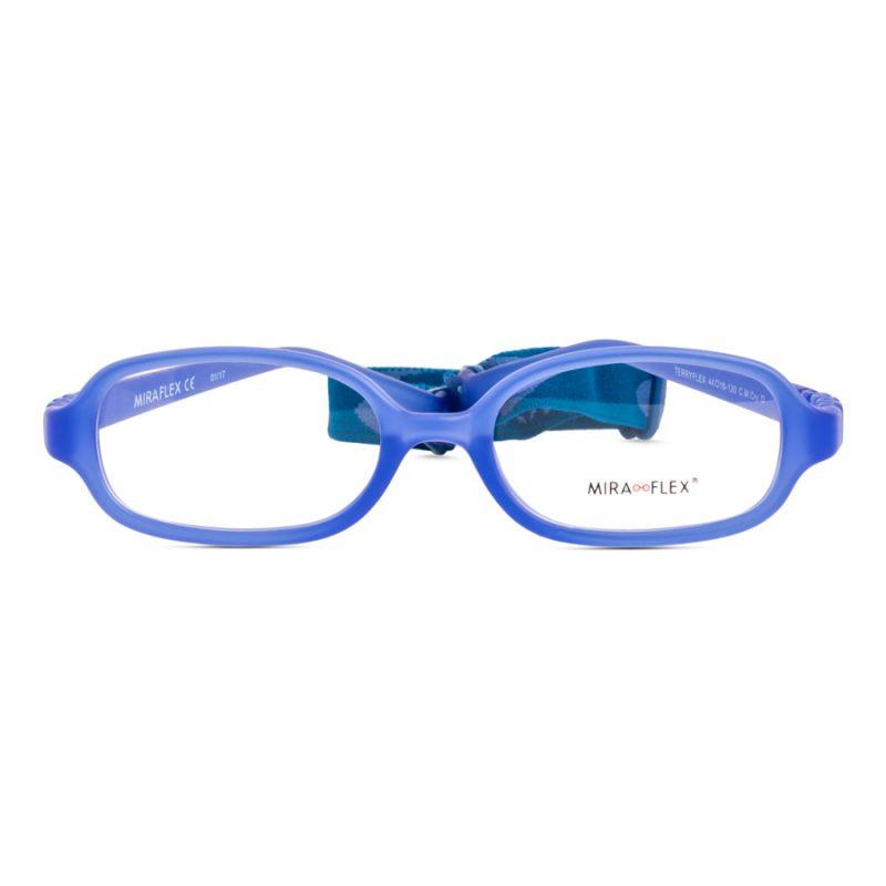 MIRAFLEX Terryflex 44 flexible kids glasses