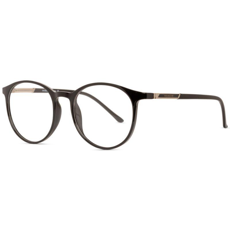 Round eyeglass