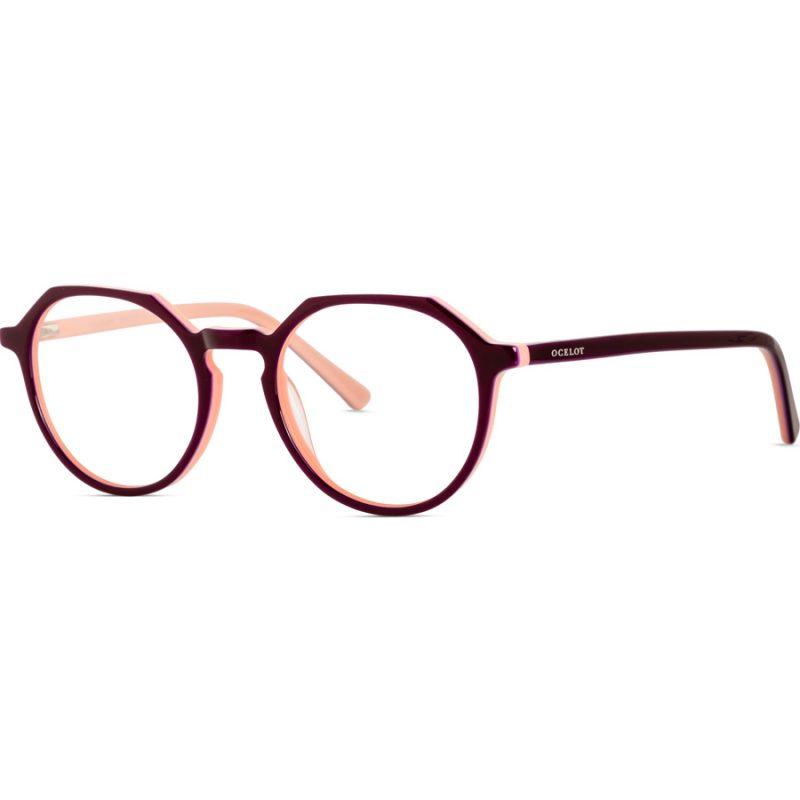Women's stylish round eyeglass